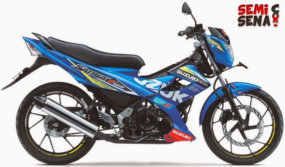 Latest Price and Specifications Suzuki Satria Fu in 2015