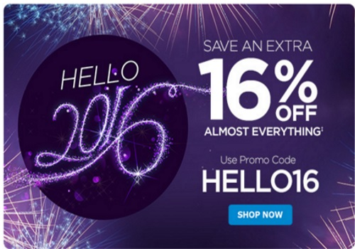 The Shopping Channel Flash Sale Hello 2016 16% Off Promo Code