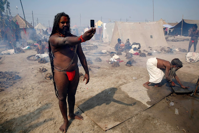 Future of Photography in India, Selfie