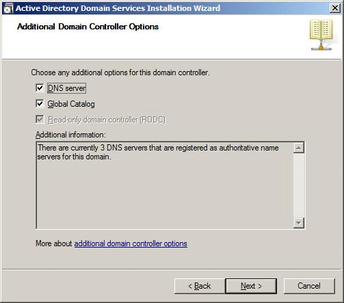 Hardware and networking rodc check box on the welcome page the specify the password replication policy page appears by default no account passwords are replicated to the rodc yadclub Images