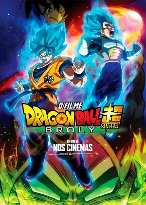 Baixar Dragon Ball Super - Broly Legendado Torrent Download