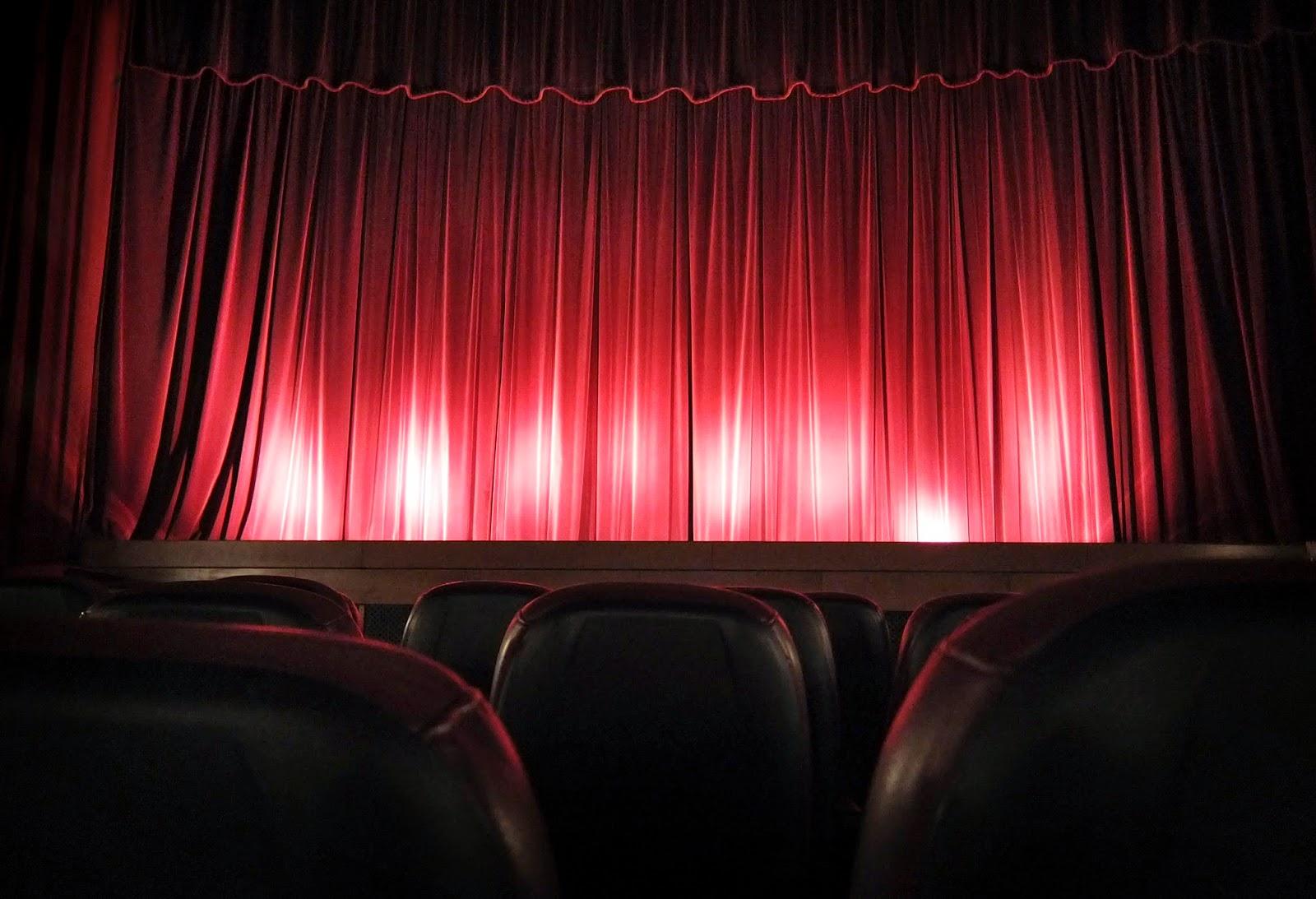 Cinema, Curtains, Theatre