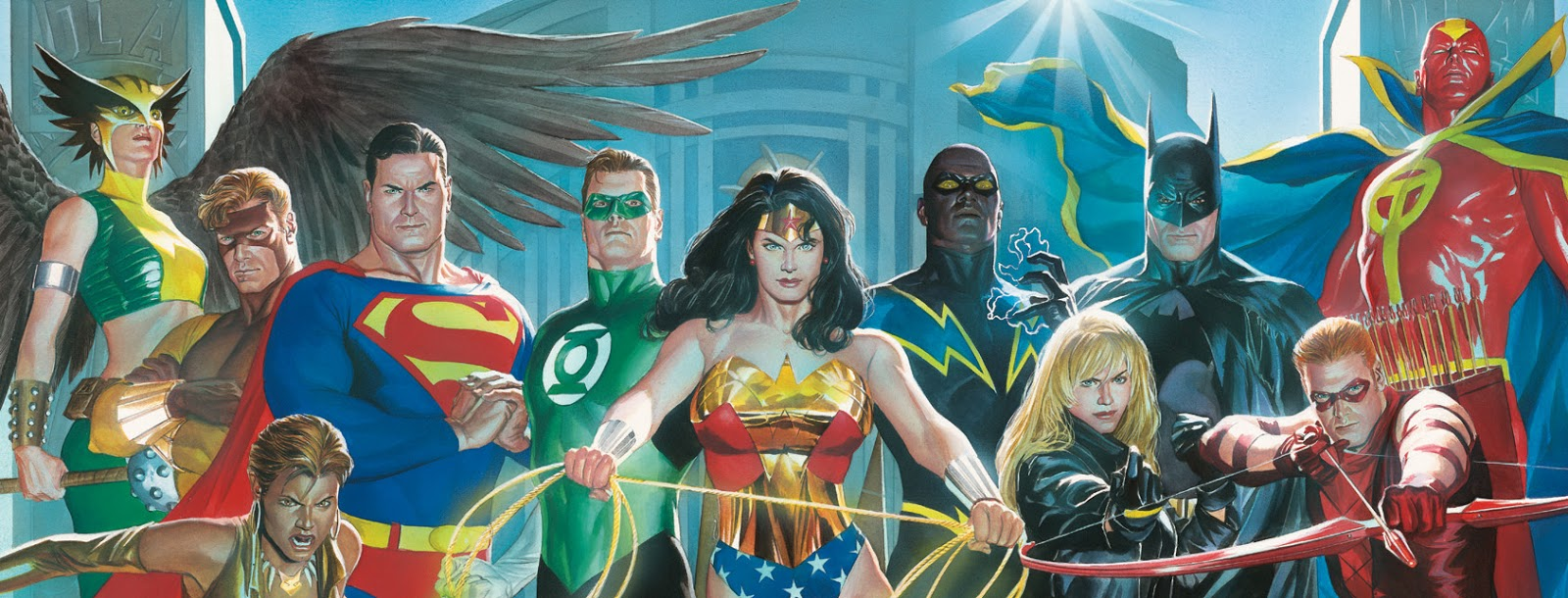 Justice League Dc Comics Superheroes Wallpapers: The Good The Bad And The Insulting: July 2013