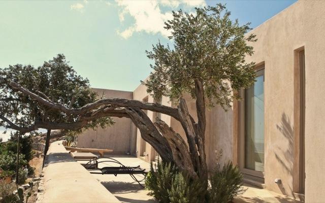casa en islas griegas