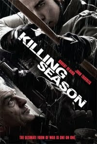 Killing Season movie  directed by Mark Steven Johnson.