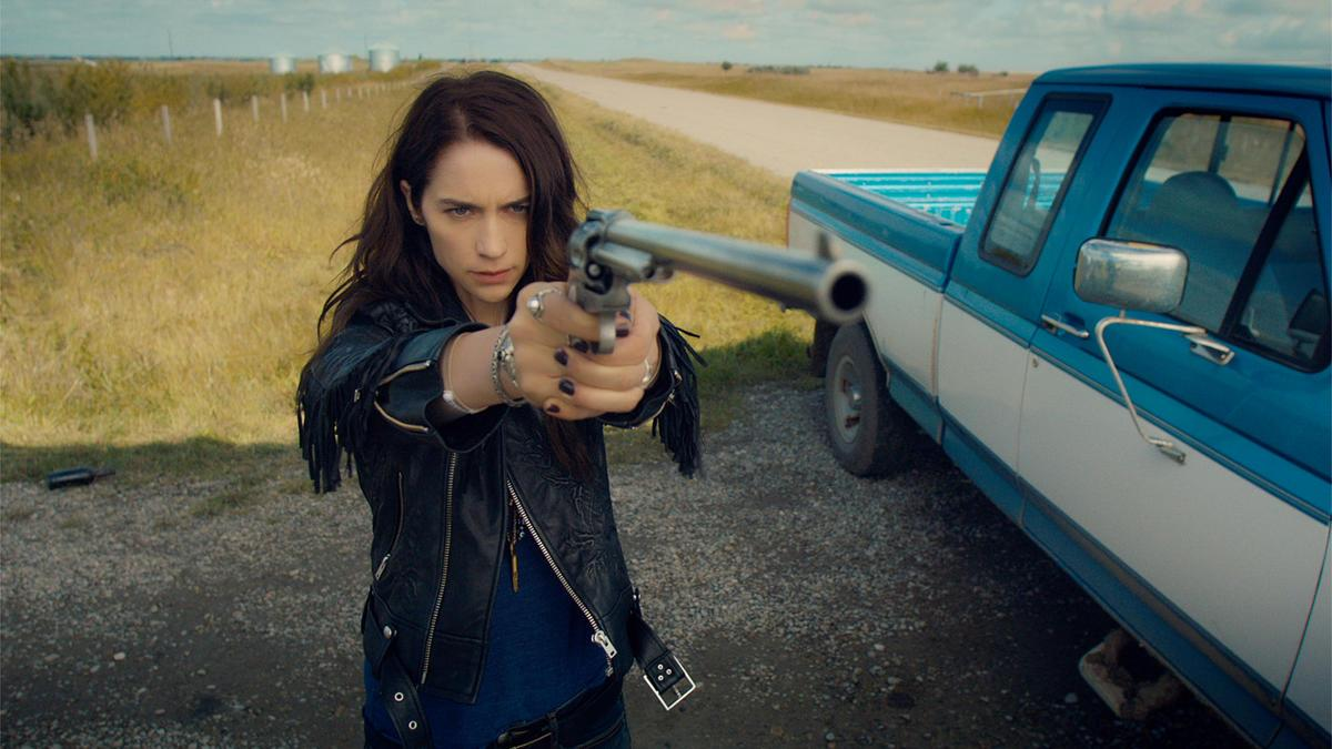 """Wynonna Earp"":  A Girl With A Big Ass Gun"