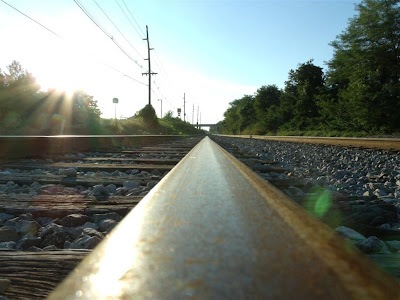 train, track, rail, photographs, free photos, creative commons, morguefile
