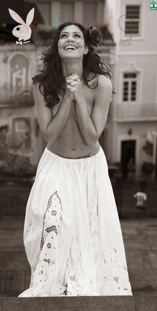 Todas As Fotos De Carol Castro Nua Pelada Na Playboy