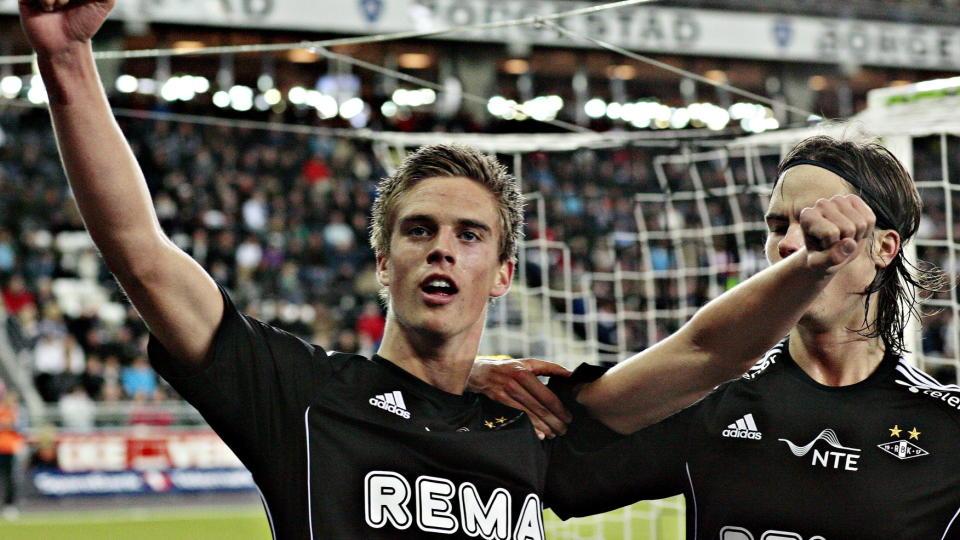 Markus Henriksen 2011- Rosenborg