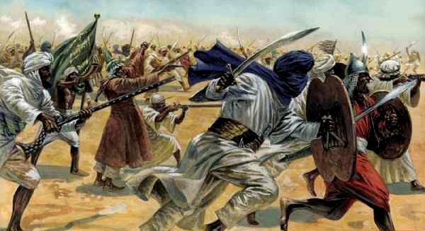 memusuhi pendakwah islam berarti nyatakan perang