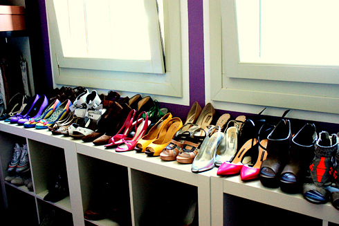 fashion,shoes,fashion blog,shoe storage,@limitlessfashion.blogspot.com