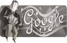 Anibal Troilo: doodle de Google Argentina del 11 de julio