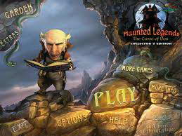 Haunted Legends 4 The Curse of Vox Collector's Edition