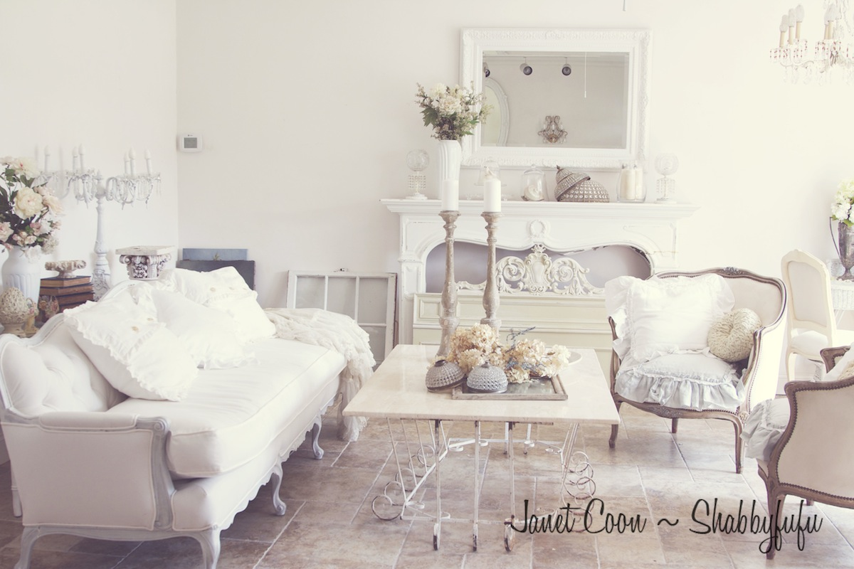 French Style Living Room Viewing Gallery