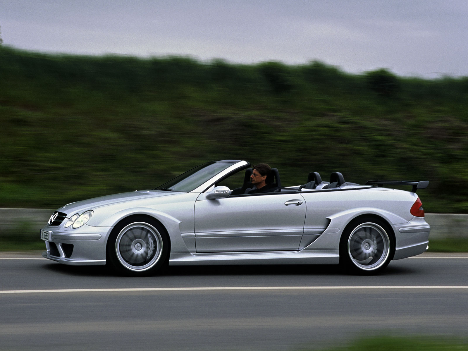 Mercedes benz clk dtm amg cabriolet for Mercedes benz clk 500