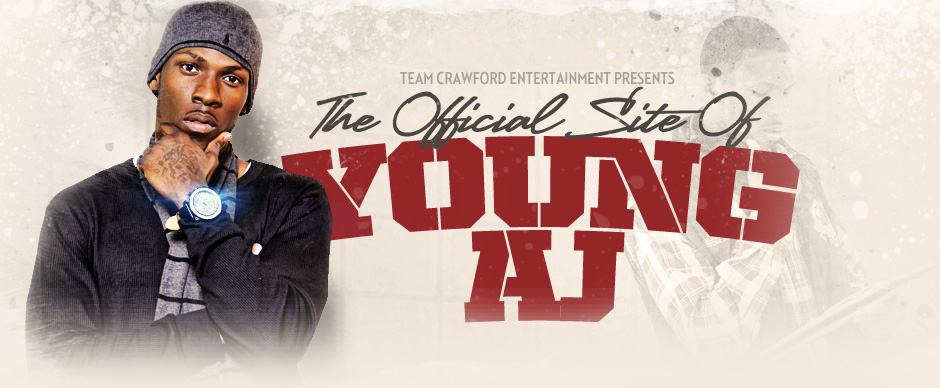 The Official Site of Young AJ