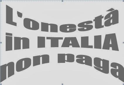 Sei un italiano onesto ?