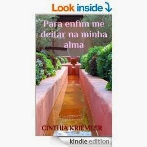 Meu e-book PARA ENFIM ME DEITAR NA MINHA ALMA (contos)  na Amazon