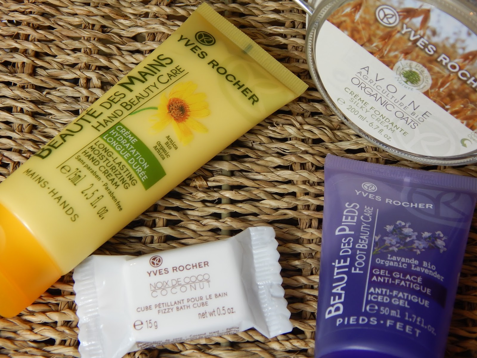 Skincare Must Haves with Yves Rocher