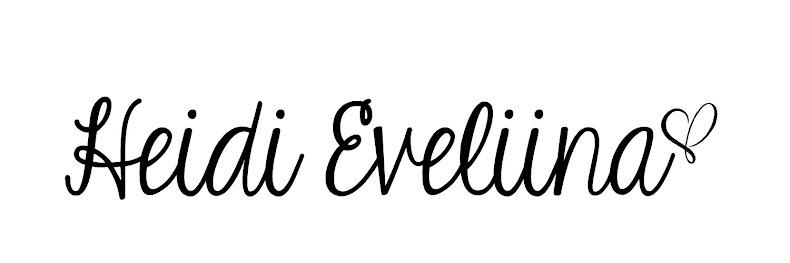 Heidi Eveliina