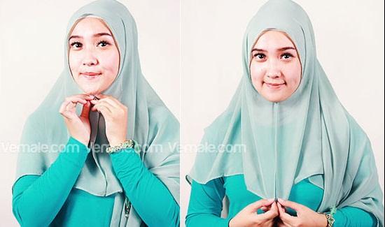 Jilbab Kerudung Trend 2013