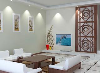 sala de casa elegante