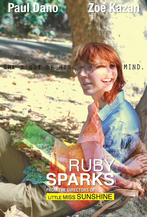 Ruby Sparks (2012) /เขียนเธอให้เจอผม [VCD] [Master]-[พากย์ไทย]