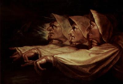 O Sabá das bruxas