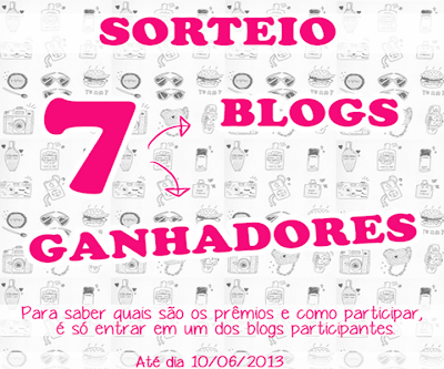 Sorteio Blogs4you