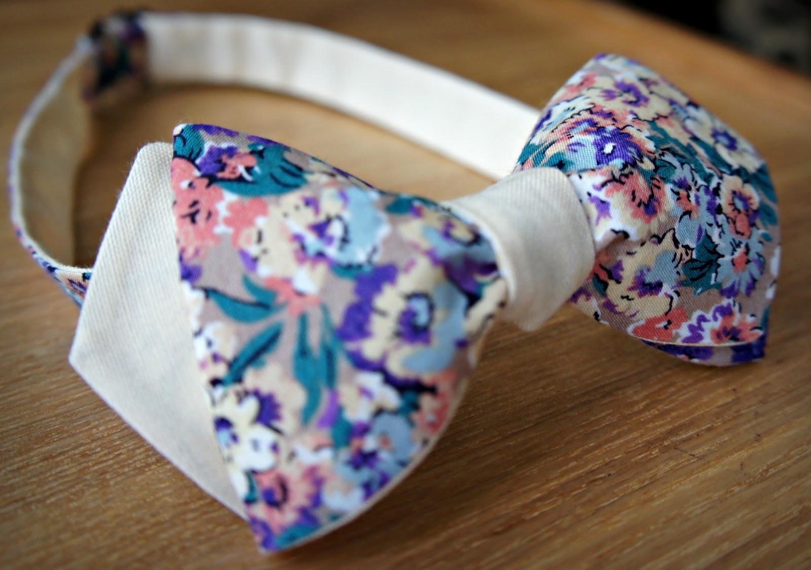 Как сшить галстук стиляги своими руками