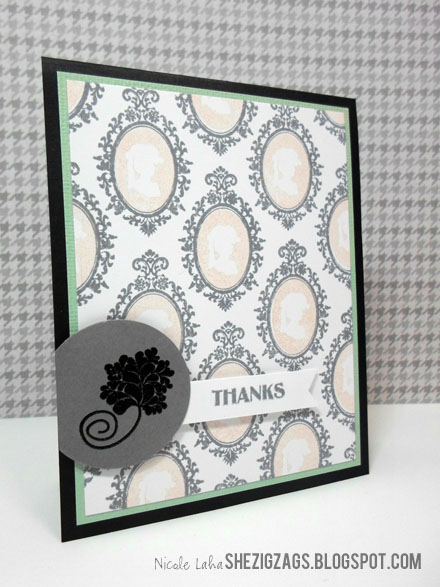 Frame Card - We R Memory Keepers