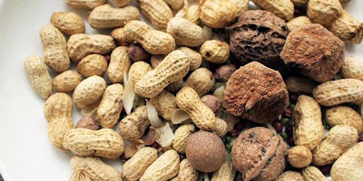 Nuts Lowering Blood Sugar