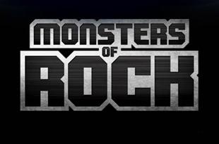 Programação shows Monster of Rock 2015