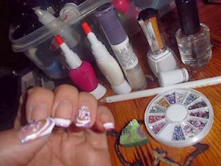 esmaltes para manicuras francesa