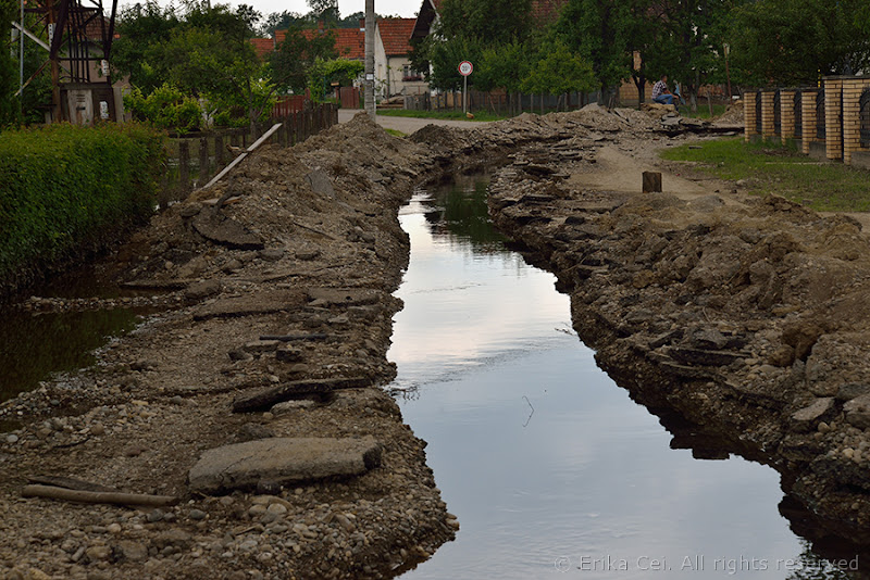 Alluvione Bijeljina il canale dei Turchi