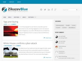 Download Template Blog Keren Tampilan Terbaik dan Responsive