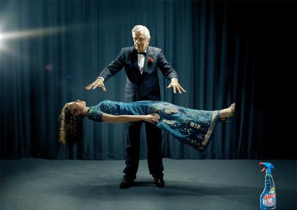 D E C E P T O L O G Y: How magicians levitate a woman