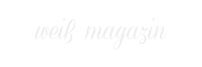 Weiß Magazin