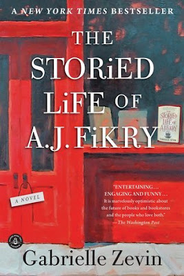 "A book review of ""The Storied Life of A.J. Fikry by Gabrielle Zevin"