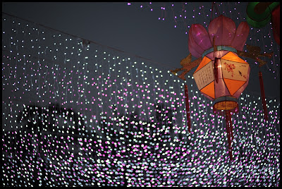 lantern@Nikkor-H 85mm f1.8