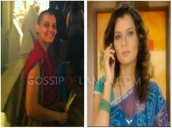 Gossip Lanka, Hiru Gossip - Bollywood Actress-model Barkha Madan who became a nun