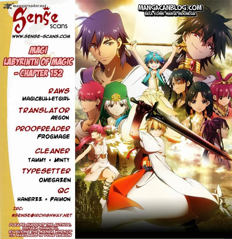Dilarang COPAS - situs resmi www.mangacanblog.com - Komik magi 152 - identitas titus yang sebenarnya 153 Indonesia magi 152 - identitas titus yang sebenarnya Terbaru |Baca Manga Komik Indonesia|Mangacan
