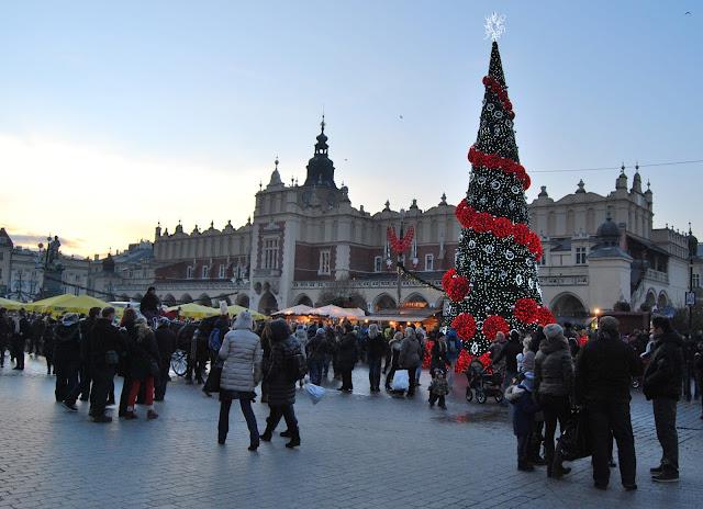 Kraków choinka, Kraków Jarmark Bożonarodzeniowy