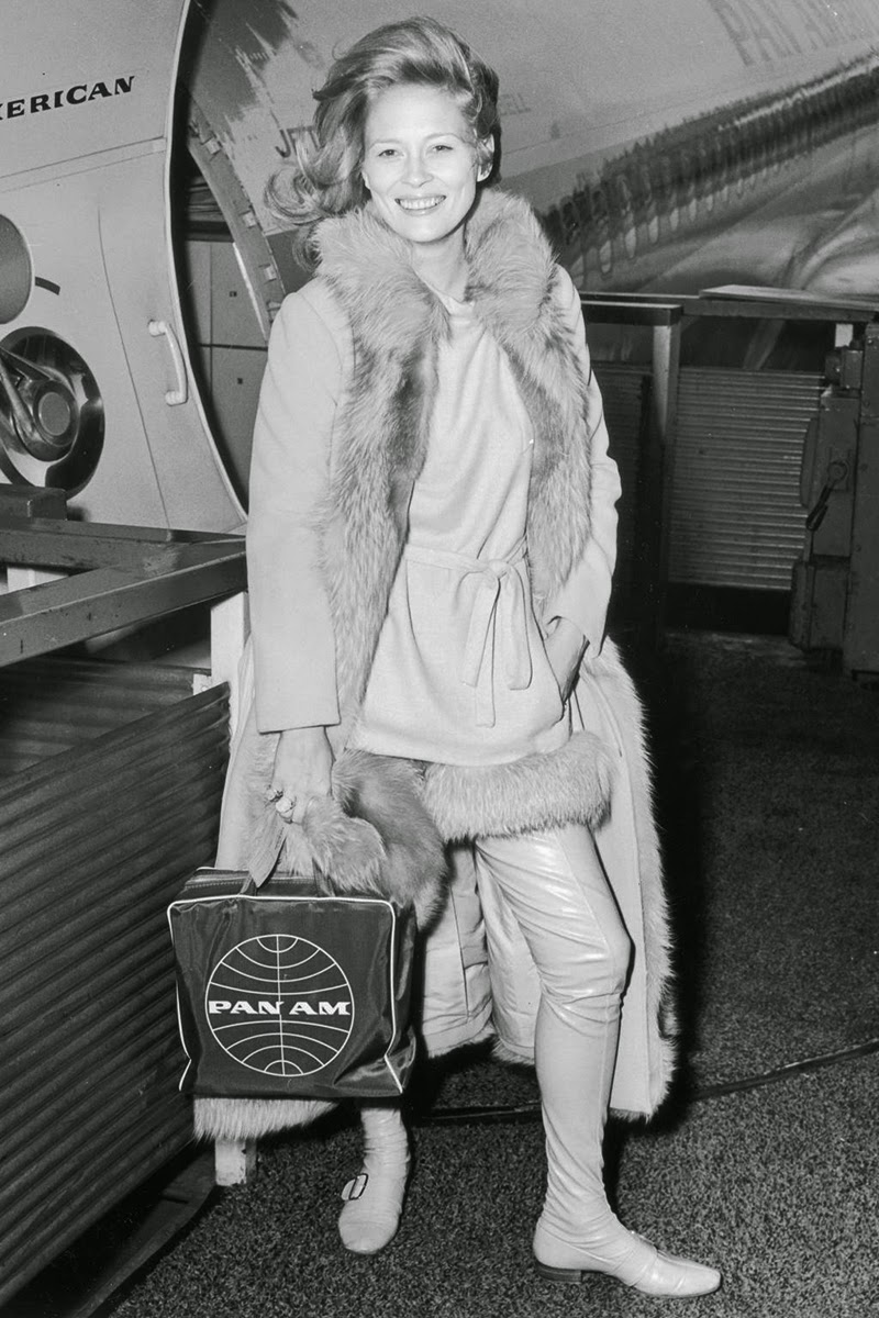 ICONS WHO TRAVEL IN STYLE