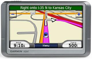 Garmin Navigation System