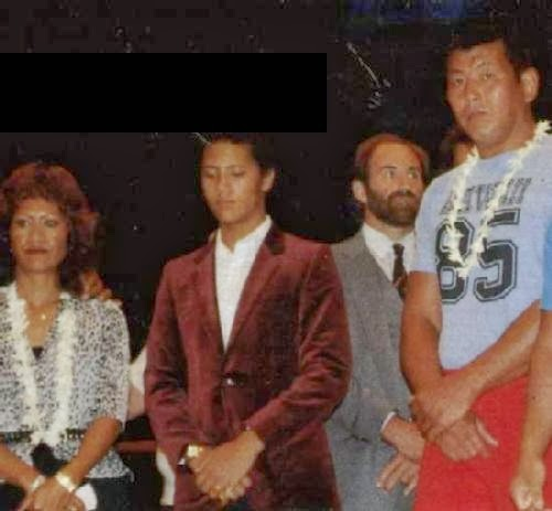 Dwayne johnson, images, Maivia, photos, pics, pictures, rare, Rocky, The Rock, unseen, Wrestling, wwe, wwf, young