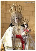 Procesión Claustral de la Virgen de la Fuensanta, Feria 2015