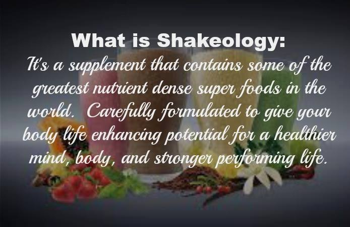 What is Shakeology?