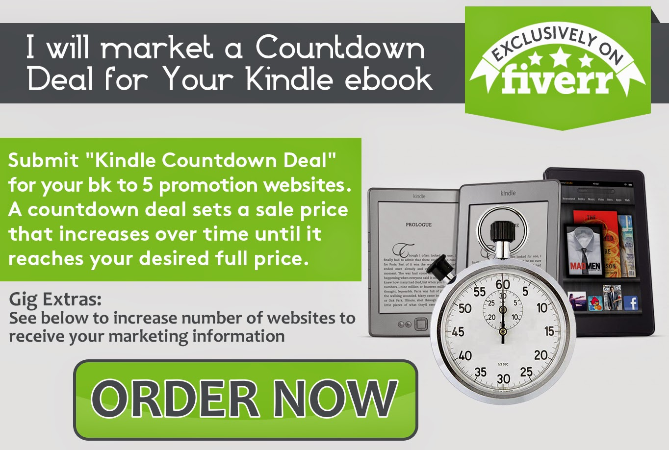 https://www.fiverr.com/dragonfly333/promote-your-kindle-ebook
