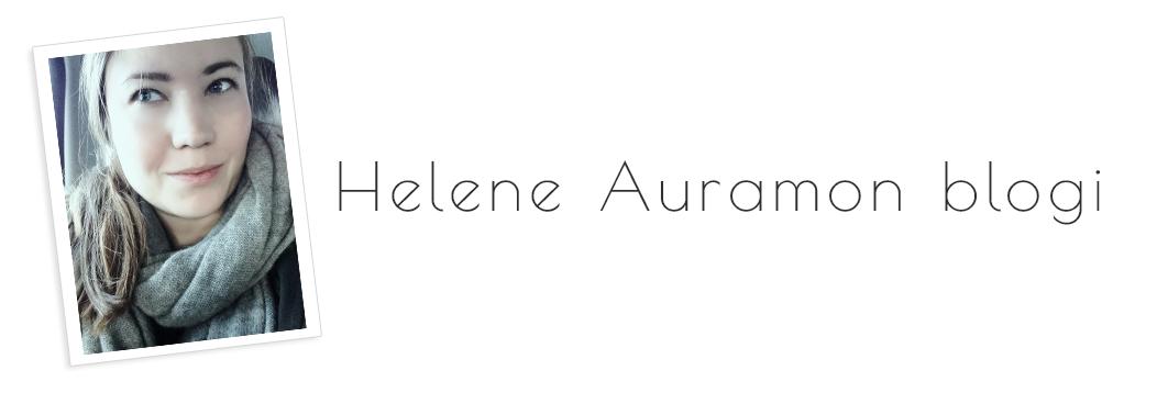 Helene Auramon blogi
